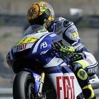 Moto GP - Rossi: L'entrainement serait pour demain au Mugello !