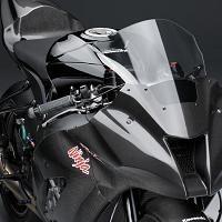 Nouveauté - Kawasaki: La ZX-10R 2011 en tenue de sport
