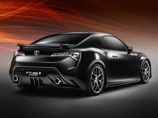 Futur coupé Toyota: des détails concernant le moteur