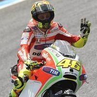 Moto GP: Valentino Rossi et Ducati c'est bel et bien fini !