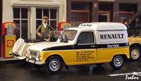 Miniature : 1/43ème - RENAULT R4F