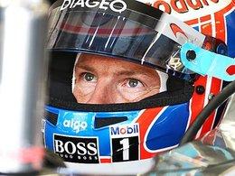 F1 Canada Libres 1 : Button mène un quatuor Mercedes