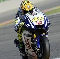Moto GP: Valentino Rossi et Yamaha tout recommence !