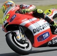 Moto GP - Ducati : Les tests pour 2012 sont terminés pour Valentino Rossi !