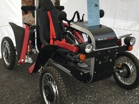 Swincar e-Spider : original - Vidéo en direct du salon de Val d'Isère