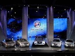 3 millions de Buick vendues en Chine...