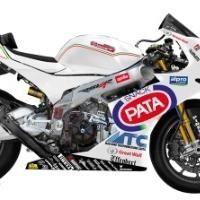 Superbike - Aprilia: Les couleurs de la RSV4 de Smrz