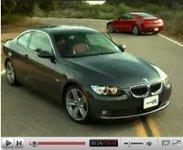La vidéo du jour : BMW 335i vs. Infiniti G37 S