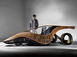 La première voiture biodégradable