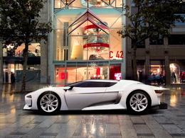 Les concept cars à l'honneur au C_42 de Citroën