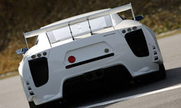 La Lexus LFA de retour aux 24 Heures du Nürburgring