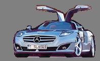 Futures Mercedes SL et SLC : des news
