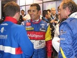 (Le Mans 2010) Soheil Ayari prêt pour la course