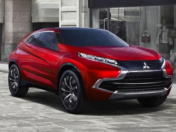 Tokyo 2013 : Mitsubishi XR-PHEV concept, l'ASX du futur