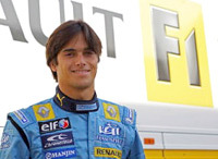 Nelsinho Piquet: dans une Williams tout de suite et/ou dans une Renault en 2008