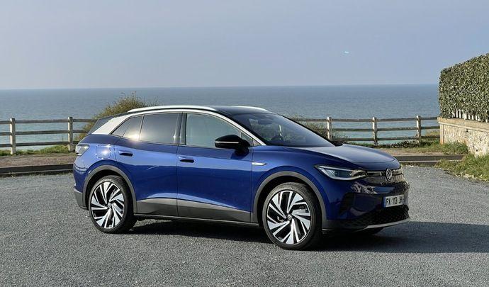 Essai vidéo – VW ID.4 (2021): le poids de l'écologie