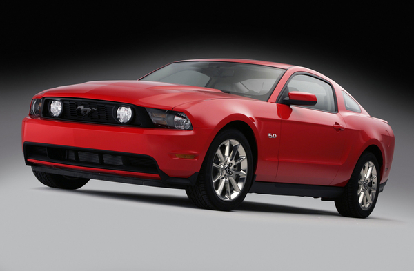 Nouvelle Ford Mustang GT : 412 chevaux, moins de pollution
