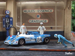 Miniature : 1/43ème - MATRA-SIMCA MS650