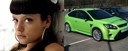 Fuck you, Paris Hilton : Lily Allen s'achète une Ford Focus RS en vert alien