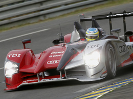 (Le Mans 2010) Audi en tête à l'issue du warm-up