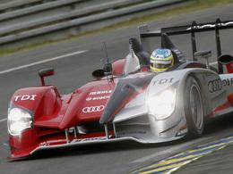 (Le Mans 2010) Audi en tête à l'issue du warm-up