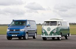 Le Volkswagen Combi / Bus fête ses soixante ans