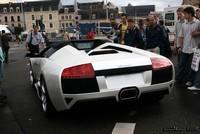 Photo du jour : Lamborghini Murcielago LP640 Roadster