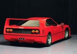 Offrez-vous une Ferrari F40 pour 25.000$