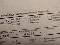 Finlande : 54 000€ d'amende pour un excès de 23 km/h