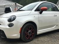 Fiat 500e, un petit parfum de Californie dans les Alpes - Vidéo en direct du Salon de Val d'Isère