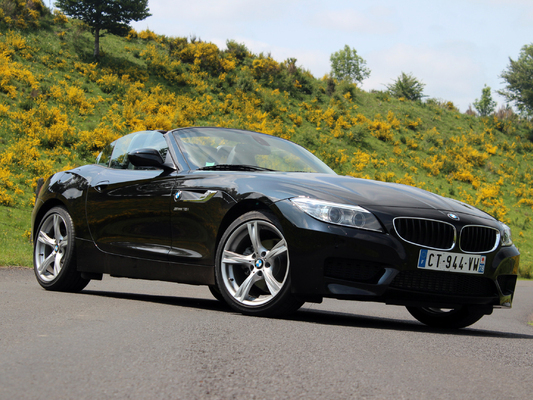 BMW : le prochain Z4 avant 2020 ?