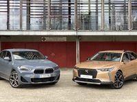 Comparatif vidéo - BMW X2  VS DS 4 Cross : l'Hélice en danger ?