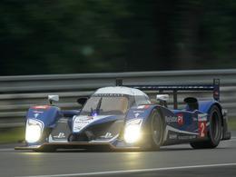 (24 Heures/direct) 4 Peugeot en tête à 16h30