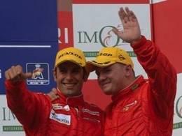 Soheil Ayari: un podium pour débuter la saison d'International GT Open
