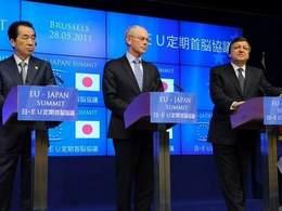 Politique: l'automobile est un des enjeux entre l'Union Européenne et le Japon