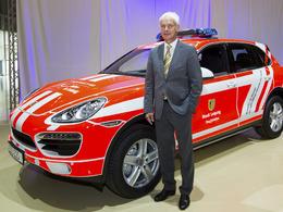 Usine Porsche de Leipzig: 500000 véhicules produits