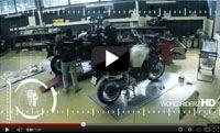 Préparation Touratech des Yamaha pour WorldRiderZ