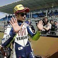 Moto GP - Portugal Rossi: La faute aux pneus