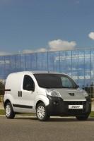 """le Peugeot Bipper élu """"Van de l'année"""" en Bulgarie"""