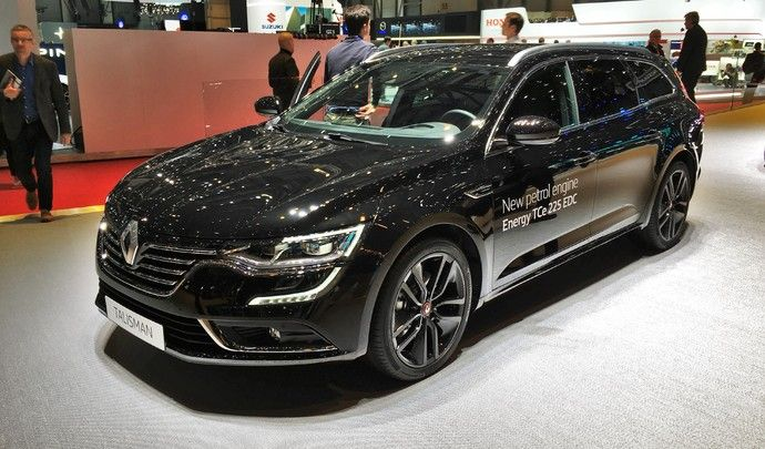 salon de gen ve 2018 le 1 8 tce sur la renault talisman. Black Bedroom Furniture Sets. Home Design Ideas