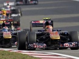 Toro Rosso à la poursuite de Sauber