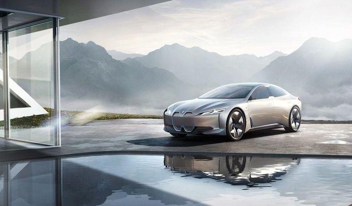 BMW annonce officiellement la future i4
