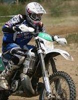 Audrey Rossat : 3ème du championnat d'Europe d'enduro