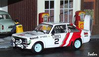 Miniature : 1/43ème - FORD ESCORT RS1800 MK2