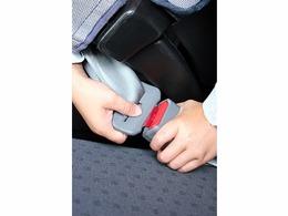 Etude : à 3 ans, 75% des enfants ont déjà détaché leur ceinture de sécurité