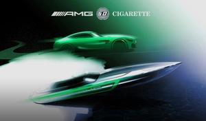 Mercedes: l'AMG GT-R hors norme est aussi hors bord!