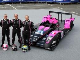 (24 Heures/direct) La Pescarolo Judd OAK Racing n°24 immobilisée 35 mn