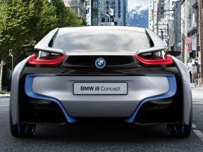 Une future Toyota Supra sur base de BMW i8?