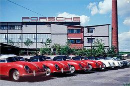 Porsche fête les 60 ans de Zuffenhausen dans son musée