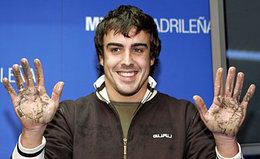 F1 : Sortie de piste pour Alonso ... en avion !
